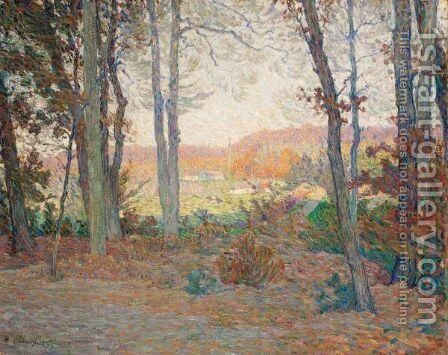 Paysage 2 by Henri Lebasque - Reproduction Oil Painting