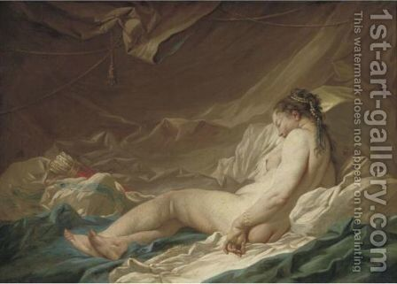 The Sleep Of Venus by (after) Francois Boucher - Reproduction Oil Painting