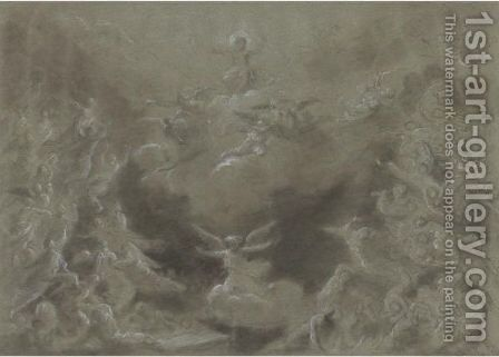 The Last Judgement by Gustave Dore - Reproduction Oil Painting