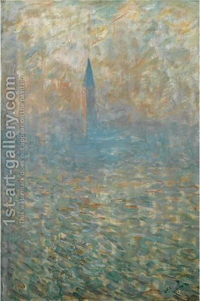 San Giorgio, Venice by Emile Claus - Reproduction Oil Painting