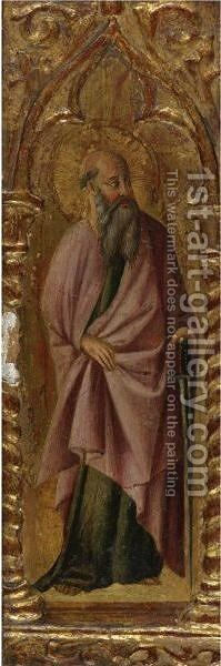 St. Paul by Italian Unknown Master - Reproduction Oil Painting