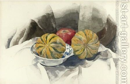 Squashes by Charles Demuth - Reproduction Oil Painting