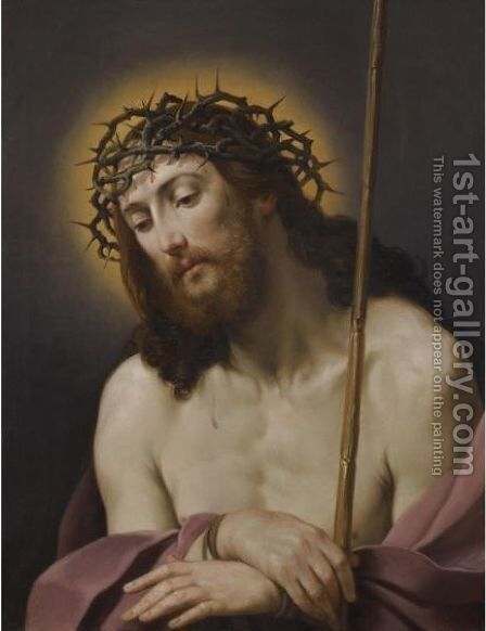 Ecce Homo 4 by (after) Guido Reni - Reproduction Oil Painting