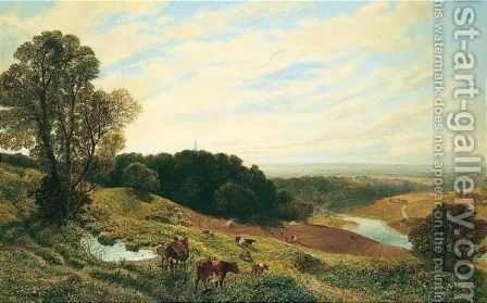 Last Days Of Summer by James Peel - Reproduction Oil Painting