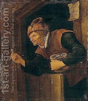 dat Heb Je Niet by Jan Steen - Reproduction Oil Painting