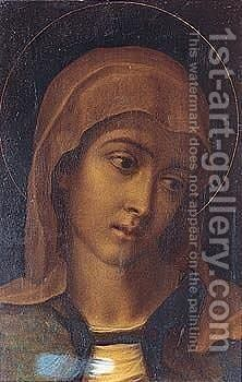 Untitled by (after) Girolamo Muziano - Reproduction Oil Painting