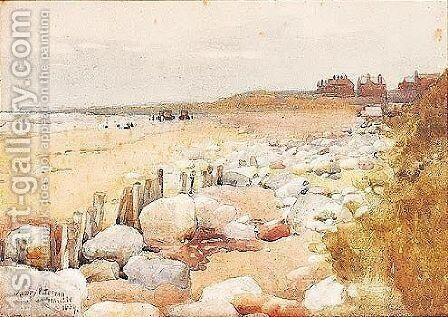 Seascale by James Paterson - Reproduction Oil Painting