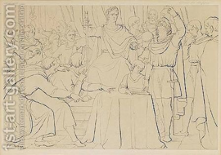 Edward The Confessor by Sir John Everett Millais - Reproduction Oil Painting