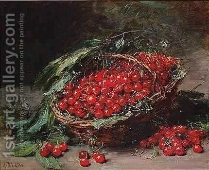 Untitled by Alexis Kreyder - Reproduction Oil Painting