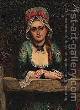 Untitled by Charles Sillem Lidderdale - Reproduction Oil Painting