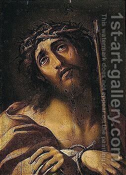 Ecce homo by (after) Lodovico Carracci - Reproduction Oil Painting