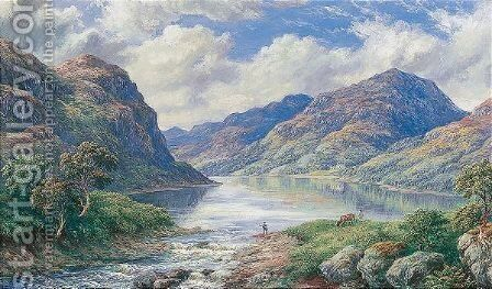 Loch Lomond by Mcneil Maclay - Reproduction Oil Painting