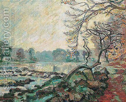 Untitled by Armand Guillaumin - Reproduction Oil Painting