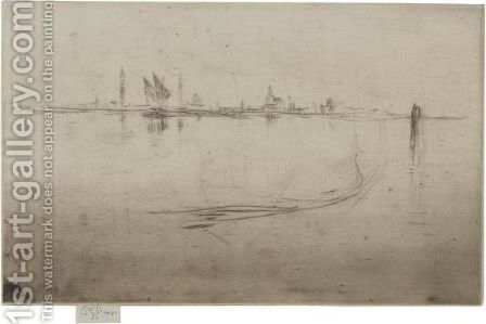 Islands by James Abbott McNeill Whistler - Reproduction Oil Painting