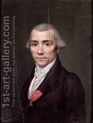 Louis Nicolas Vauquelin (1763-1829) by Claude-Jean Besselievre - Reproduction Oil Painting