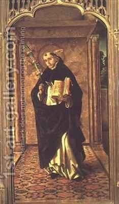 St. Peter Martyr by Alonso Berruguete - Reproduction Oil Painting