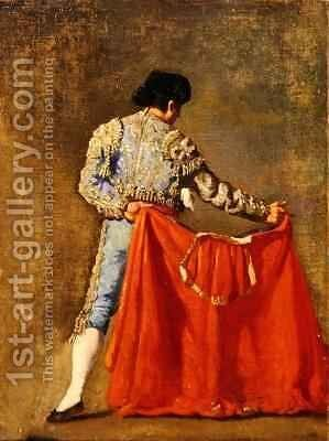 Toreador by Joaquin Dominguez Becquer - Reproduction Oil Painting