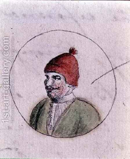 Henry VIII by Cassandra Austen - Reproduction Oil Painting