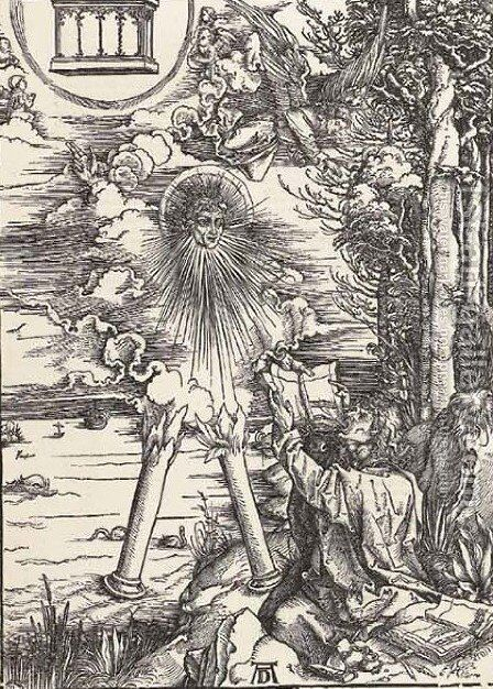 The Apocalypse 4 by Albrecht Durer - Reproduction Oil Painting