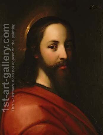 Christ by Gortzius Geldorp - Reproduction Oil Painting