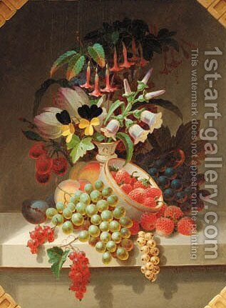 Trompe L'Oeil Still Life by James Sharples - Reproduction Oil Painting