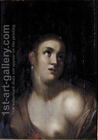 Lucretia by (after) Gortzius Geldorp - Reproduction Oil Painting