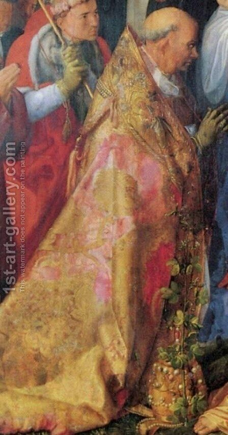 Unknown title by Albrecht Durer - Reproduction Oil Painting