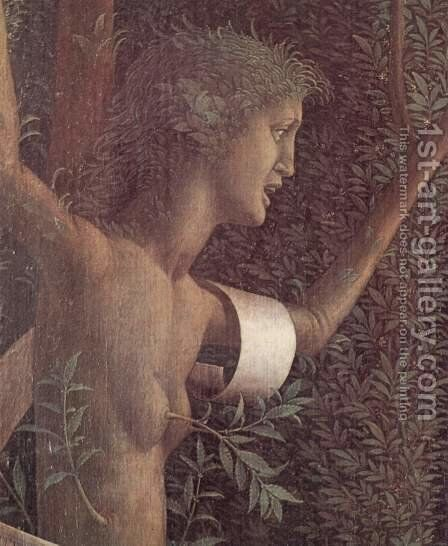 The victory of virtue by Andrea Mantegna - Reproduction Oil Painting