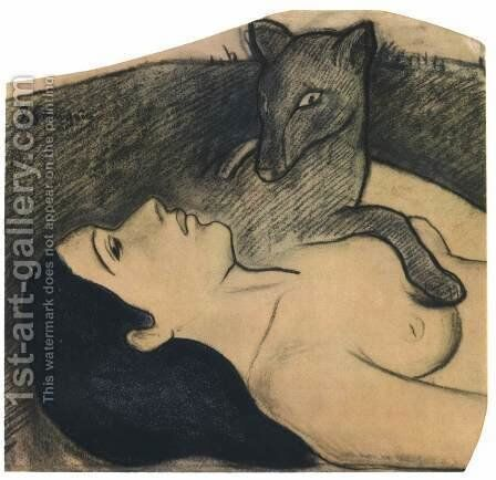 Loss of virginity by paul gauguin picture 4