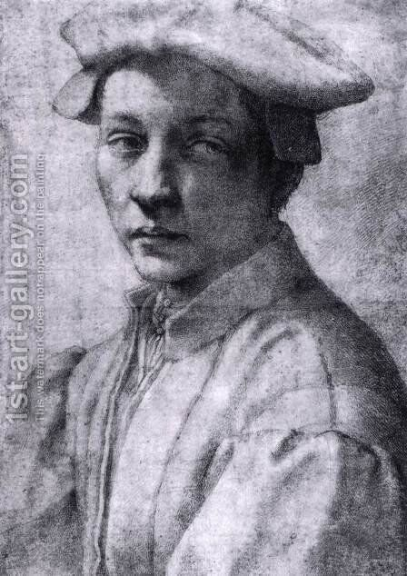 Andrea Quaratesi by Michelangelo - Reproduction Oil Painting