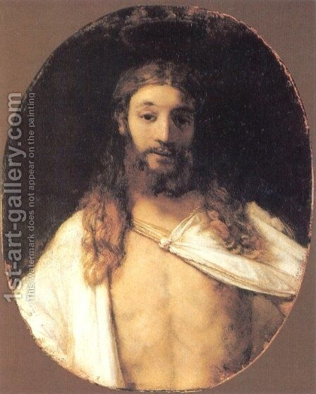 Ecce Homo by Rembrandt - Reproduction Oil Painting