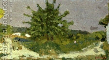 First Fruit by Edouard  (Jean-Edouard) Vuillard - Reproduction Oil Painting