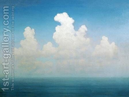 Cloud by Arkhip Ivanovich Kuindzhi - Reproduction Oil Painting