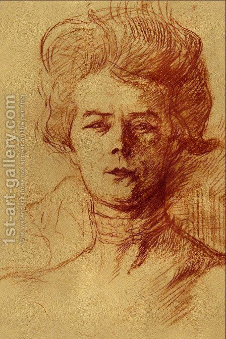 Unknown 2 by Toulouse-Lautrec - Reproduction Oil Painting