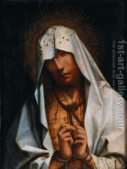 Ecce Homo 2 by Cristovano Figueiredo - Reproduction Oil Painting