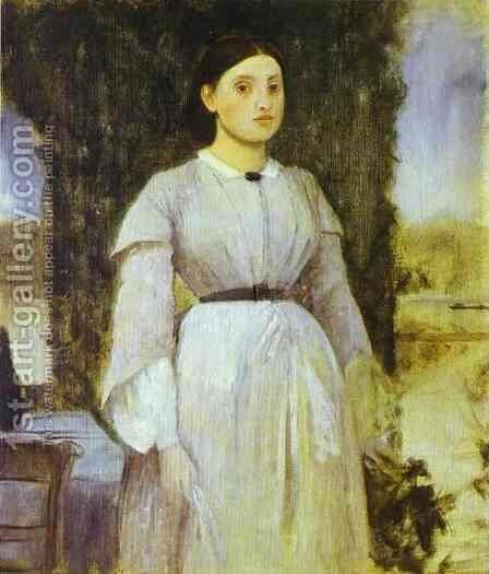 Unknown 5 by Edgar Degas - Reproduction Oil Painting