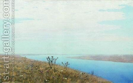 Dnieper by Arkhip Ivanovich Kuindzhi - Reproduction Oil Painting