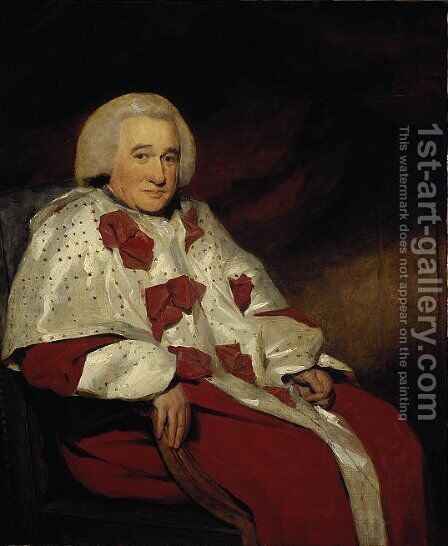 Robert Macqueen, Lord Braxfield by Sir Henry Raeburn - Reproduction Oil Painting