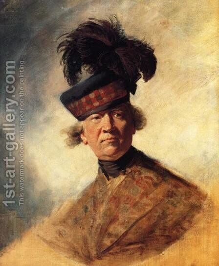 Archibald Montgomerie, 11th Earl-of Eglinton by Sir Joshua Reynolds - Reproduction Oil Painting