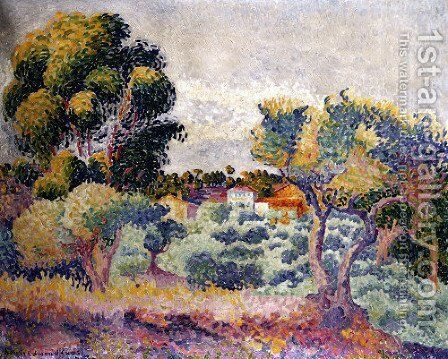 Untitled 2 by Henri Edmond Cross - Reproduction Oil Painting