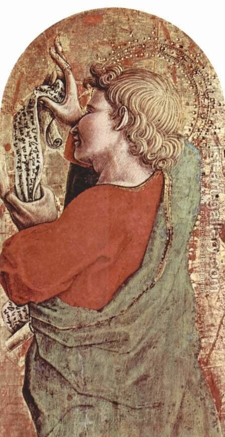 Saint James by Carlo Crivelli - Reproduction Oil Painting