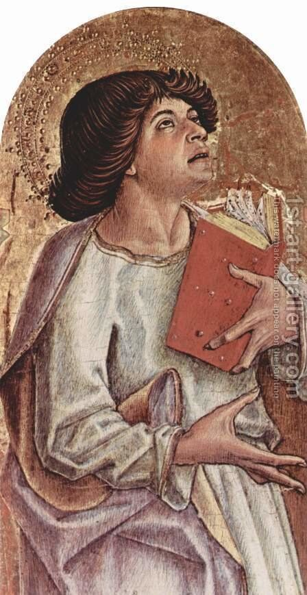 Apostles 2 by Carlo Crivelli - Reproduction Oil Painting