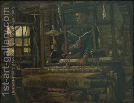 Weaver by Vincent Van Gogh - Reproduction Oil Painting