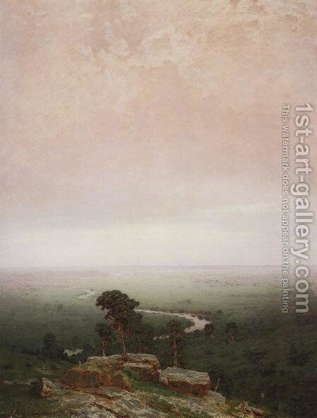 The North by Arkhip Ivanovich Kuindzhi - Reproduction Oil Painting