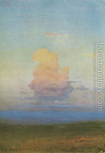 Cloud 3 by Arkhip Ivanovich Kuindzhi - Reproduction Oil Painting