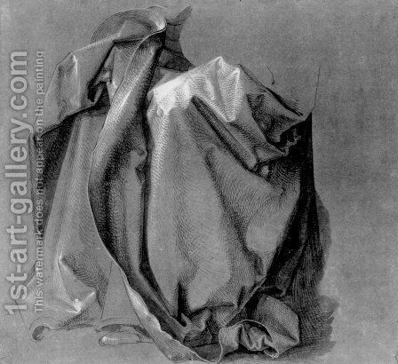 Father's robe God 2 by Albrecht Durer - Reproduction Oil Painting