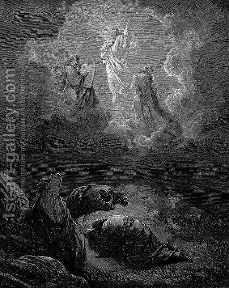 The Transfiguration by Gustave Dore - Reproduction Oil Painting