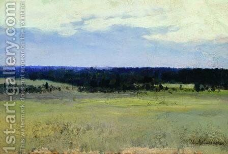 Noon by Isaak Ilyich Levitan - Reproduction Oil Painting