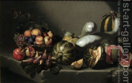 not identified by Caravaggio - Reproduction Oil Painting