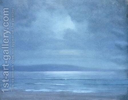 Sea 2 by Arkhip Ivanovich Kuindzhi - Reproduction Oil Painting